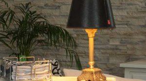lampada Shabby Chic