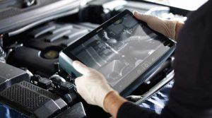 tecnologia e innovazione officina meccanica