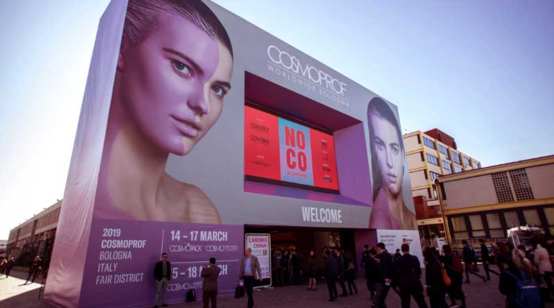 L'edizione 2020 di Cosmoprof, Cosmopack, COSMO Hair, Nail & Beauty Salon e COSMO Perfumery & Cosmetics