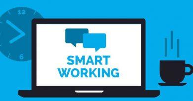 Coronavirus, le aziende ferme ripartono con lo smartworking