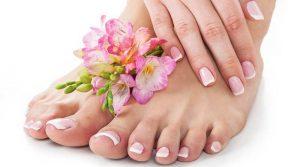 ricostruzione unghie mani e piedi con problemi