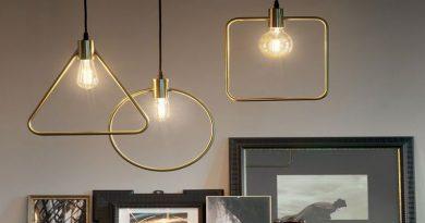 Idee per illuminare il soggiorno