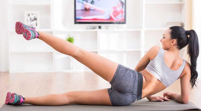 esercizi per allenarsi a casa