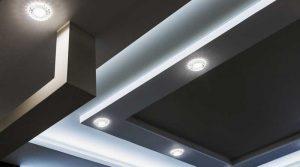 illuminazione a led per lavoro