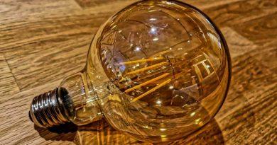 illuminazione LED in casa
